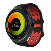 "zeblaze THOR Heart Rate Smart BT Sport GPS 3G/2G Watch Phone WCDMA MTK6580 1.3GHz CPU 1.4"" 400*400P Touch Screen 1GB RAM + 16GB ROM Android 5.1 Call Notification Pedometer Alarm Metal Frame MP3 MP4 WiFi 2MP Camera GPS OTA"