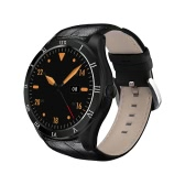 Q5 Heart Rate Smart BT Sport GPS 3G/2G Watch Phone Touch Screen 512MB RAM 8GB ROM MTK6580 Quadcore Android 5.1 Camera Call Notification Pedometer Alarm Metal Frame MP3 MP4 WiFi