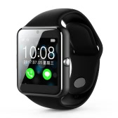 Q7S Plus 2G GSM Heart Rate Smart BT Sport Watch Phone Wristband Bracelet Call Notification Pedometer Alarm Sleep Monitor  for iPhone X / 8 Samsung Note 8 / S8+ Android iOS