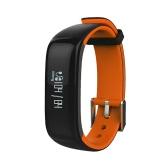 P1健康スマートバンドスポーツ心拍バンド血圧モニターIP67防水Bluetooth歩数計カロリー睡眠モニターコールマッサージiPhone 6 7 Plusのスマートブレスレットを思い出させるサムスンS6 S7エッジAndroid iOSスマートフォン
