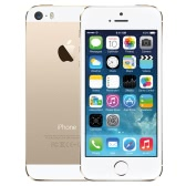 "Apple iPhone 5S Refurbished Smartphone 4G  iOS 9.3 OS Dual Core 4.0"" Screen 1.3GHz 1GB RAM 32GB ROM 1.2MP 8MP Dual Cameras HOME Key FingerPrint Face Time"