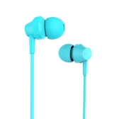FSHANG A2 Mini Bass Cute In Ear Earphone Microphone 3.5mm Earphones Audifonos Airpods Ear Phone Earbuds Music with Mic for Smartphones
