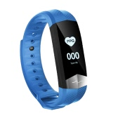 CD01 ECG Blood Pressure HR Smart Wrist Band IP67 Waterproof Bluetooth Pedometer Calorie Sleep Monitor Call Massage Remind Smart Bracelet for iPhone 6 7 Plus Samsung S6 S7 edge Android iOS Smartphone