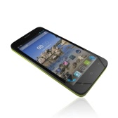 "Cubot Bobby 3G Smartphone Android 4.2 MTK6572W A7 Dual Core 1.3GHz 5"" IPS QHD 8MP/2MP 512MB RAM + 4GB ROM Bluetooth GPS Green"