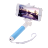 Xiaomi Portable Extendable Wireless Bluetooth Selfie Handheld Monopod Stick Holder 7 Section with Clip for Mi2 Redmi Android IOS 6.0 Above Smartphone iTouch