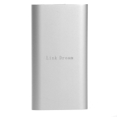 Linkdream LC-G1 5600mAh 5V 1A Large Capacity Safe Mobile Power Bank Supply External Battery for iPhone 6 6 Plus Samsung  S6 S6 edge HTC Smartphone Tablets Other Equipments Stylish Portable Ultrathin Lightweight Anti-dust Durable