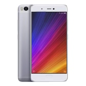 "Xiaomi Mi5S 4G Smartphone TDD-LTE FDD-LTE Qualcomm Snapdragon 821 64-bit Quad Core 5.15"" FHD 1920*1080 IPS Press Touch Screen 4GB RAM + 128GB ROM USF 2.0 4MP+12MP Dual Cameras 4K Video Ultrasonic Fingerprint Ultrathin Dual-band WiFi NFC 3200mAh Type C Quick Charge 3.0"