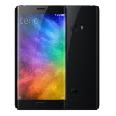 "Xiaomi Note 2 4G Smartphone Qualcomm Snapdragon 821 64-bit Quad Core 5.7"" FHD 1920*1080P Double Curved Screen 6GB RAM + 128GB ROM 8MP+22.56MP Dual Cameras 4K Video Fingerprint NFC 4070mAh Type C Quick Charge 3.0"