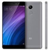 Xiaomi Mi Redmi 4 Samrtphone 4G 5.0inch Snapdragon 625 Octa-core 3GB RAM 32GB ROM MIUI 8 OS 13.0MP+5.0MP Cameras Fingerprint