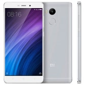 Xiaomi Mi Redmi 4 Smartphone 4G LTE Phone 5.0inch FHD Screen 1920*1080pixel Snapdragon 625 Octa-core 2.0GHz Processor 3GB RAM 32GB ROM MIUI 8 OS 13.0MP+5.0MP Cameras 4100mAh Battery Dual Sim Fingerprint GPS WiFi Cellphone
