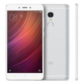 Xiaomi Redmi Note 4 Smartphone 3GB RAM + 32GB ROM -Silver
