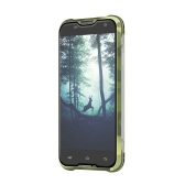 "Blackview BV5000 IP67 防水スマートフォン 4G FDD-LTE 3G WCDMA 防塵 耐衝撃 頑丈なアウトドア Drfy Android 5.1 OS クアッドコア MTK6735P 5.0"" IPS Screen 1.0GHz 64bit 2GB RAM 16GB ROM 5MP 13MPデュアルカメラOTG"