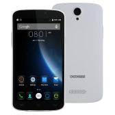 """DOOGEE X6 Pro 4G FDD-LTE 3G WCDMA 携帯電話 Android 5.1 OS クアッドコア MTK6735 5.5"""" HD スクリーン2GB RAM 16GB ROM 2MP 5MP デュアル カメラカスタマイズUI タッチスマート ウェイク ジェスチャー 大インタラクション 温度"""