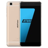 "Ulefone Future Smartphone 4G LTE 3G WCDMA Cat 6 Android 6.0 OS 64bit MTK6755 Octa Core 5.5"" FHD Screen 4GB RAM 32GB ROM 5MP 16MP Dual Cameras No Border Support VR Devices Full-metal Body Side-mounted Fingerprint Scanner Type-C Quick Charge"