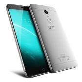 海スーパー スマート フォン 4 G LTE FDD 3 G WCDMA MTK6755 エリオ P10 64 ビット オクタ コア 5.5 インチ FHD 1920 * 1080 ピクセルの画面 6.0 の Android 4 GB + 32 GB 5 mp + 13 mp デュアル カメラ極薄金属ボディ 1080 P ビデオ指紋 ID PE 急速充電タイプ C のロックを解除