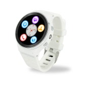 "ZGPAX S99 Hear Rate Sport Smart Watch MTK6580M 3G WCDMA 2G GSM 1.33"" 360*360px Capacitive Touch Round Screen Android 5.1 OS 512MB RAM+ 4GB ROM 2MP Camera MP3 MP4 WiFi GPS Bluetooth 4.0 for iPhone 6 Plus 6S Plus Samsung S7 edge HTC Smartphone Stylish Design Simple OS Text Dial Phone Book Synchronous Incoming Call Pedometer Remote Camera"