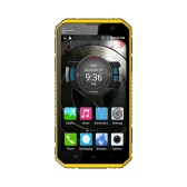 "Kenxinda W9 IP68 Waterproof Smartphone 4G FDD-LTE 3G WCDMA Dustproof Shockproof Rugged Outdoor Drfy Android 5.1 OS Octa Core MTK6753 6.0"" IPS Screen 1.3GHz 2GB RAM 16GB ROM 5MP 8MP Dual Cameras"