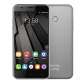 Original OUKITEL U7 Plus 4G FDD-LTE Smartphone 5.5inch HD Screen 1280*720px MTK6737 Quad Core 1.3GHZ CPU 2GB RAM 16GB ROM Android 6.0 OS 13.0MP Camera 2500mAh Battery Fingerprint GPS WiFi OTA Bluetooth 4.0