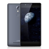 LEAGOO T1 Smartphone 4G MTK6737 1.3GHz 2.5D 5.0 Inches HD 1280 * 720 Pixels Screen Android 6.0 2G+16G 8MP+13MP Dual Cameras 7.5mm Ultra-thin Metal Body 0.19s Fingerprint Unlock Smart Gesture