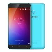 Blackview E7 4G Smartphone 5.5inch HD IPS Screen 1280*720pixel MTK6737 Ouad-core-A53 1.3GHZ CPU 1GB RAM 16GB ROM Android 6.0 OS 8.0MP Camera 2700mAh Battery Dual SIM Card Fingerprint GPS FM WiFi
