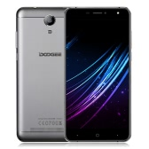 DOOGEE X7 Pro Smartphone 4G FDD-LTE 3G WCDMA MTK6737 64-bit Quad Core 6.0 Inches IPS HD 1280 * 720 Pixels Screen Android 6.0 2G+16G 5MP+8MP Dual Cameras Smart Gesture OTG