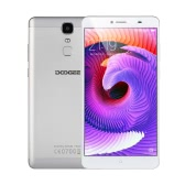 DOOGEE Y6 Max Smartphone 4G 6.5inch FHD AUO Screen 1920*1080px MTK6750 Octa-core 3GB RAM 32GB ROM 13.0MP+5.0MP Camera 4300mAh Battery Fingerprint