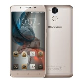 Blackview P2 Smartphone 4G LTE Phone 5.5inch FHD IPS Screen 1080*1920pixel 64Bit MTK6750T Octa-core 1.5GHz CPU 4GB RAM 64GB ROM Android 6.0 OS 13.0MP+8.0MP Cameras 6000mAh Battery Dual Sim Fingerprint OTG GPS WiFi Type-C Mobile Phone