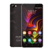OUKITEL C5のPROスマートフォン4G FDD-LTE電話5.0inchのHD画面720 *はMTK6737クアッドコア1.3GHzのCPUのプロセッサのAndroid 6.0 OS 2ギガバイトのRAM 16ギガバイトROM 5.0MP + 2.0MPカメラ2000mAhのバッテリーデュアルSIM GPS OTAのWiFi携帯電話を1280pixels