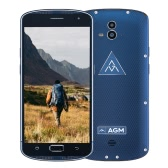 Original AGM X1 Tri-proof IP68 Smartphone 4G Smartphone 5400mAh