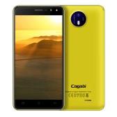 Cagabi ONEスマートフォンの3G WCDMA電話5.0inch IPS HD画面1280 * 720pixel MTK6580Aクアッドコア1.3GHzのCPUのAndroid 6.0 1ギガバイトのRAM 8ギガバイトROM 8.0MP OVカメラ、デュアルフラッシュビューティーモード2200mAhのバッテリーデュアルSIM OTAアップデートのWiFiホットスポットGPS AACスピーカー携帯電話