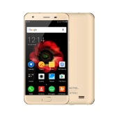 OUKITEL K4000 Plus指紋スマートフォン4G FDD-LTE 3G WCDMA 5インチHD 2GB RAM + 16GB ROM