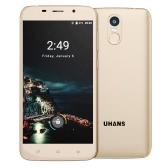 UHANS A6 3G WCDMA Smartphone 5.5 inches 2GB RAM 16GB ROM 4150mAh Large Battery