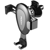 """ROCK Gravity Car Vent Mount Auto Air Outlet Phone Holder Stand for 4.7-6.0"""" Smartphones iPhone 7 Plus Samsung S8+"""