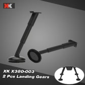 2Pcs Original XK X380-003 Landing Gears for XK X380 RC Quadcopter