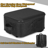 New Nylon Carrying Case Waterproof Shoulder Backpack for DJI Phantom 4 FPV Quadcopter