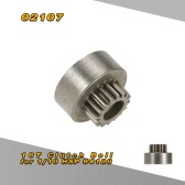 02107 16T Clutch Bell Single Gear for 1/10 HSP 94188 Nitro Monster Truck RC Car