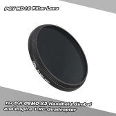 PGY ND16 Filter Lens for DJI OSMO X3 Handheld Gimbal and Inspire 1 RC Quadcopter