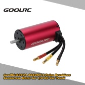 Original GoolRC S3674 2250KV 4 Poles Brushless Sensorless Motor for 1/8 RC Car Truck