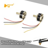 2Pcs Original Hubsan CW / CCW Brushless Motor H501S-07 / H501S-08 RC Part for Hubsan H501S RC Quadcopter