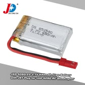 Original JXD 509G-22 3.7V 650mAh Li-po Battery with JST Plug for JXD 509G RC Quadcopter