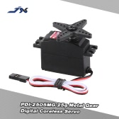 JX PDI-2505MG 25g Metal Gear Digital Coreless Servo for RC 450 500 Helicopter Fixed-wing Airplane