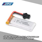 Original JJRC 3.7V 500mAh Lipo Battery for Q20A Q21A Q22A RC Car