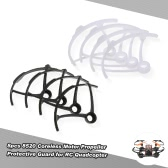 8pcs 8520 Coreless Motor Propeller Protective Guard for JJRC JJPRO-T1 JJPRO-T2 QX80 QX90 GoolRC G90 QX95 Q100 LT105 Indoor Micro FPV Racing Quadcopter