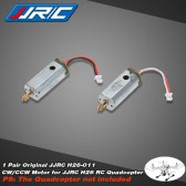 1 Pair Original JJRC H26-011 CW/CCW Motor for JJRC H26 RC Quadcopter
