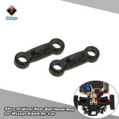 2Pcs Original WLtoys K989-40 Rear Ball Head Rod for WLtoys K989 K979 K999 K969 1/28 Scale RC Car
