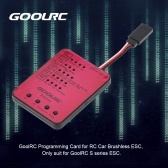 GoolRC S series S-45A/S-120A RC Car ESC Programming Card