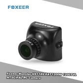 Original Foxeer Monster HS1189 XAT1200M 2.8mm 1200TVL 1/2.7 CMOS 16:9 IR FPV Camera NTSC/PAL for QAV210 ZMR250 QAV250 RC Quadcopter