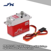 JX PDI-HV7215MG 15KG Metal Gear High Voltage Digital Coreless Standard Servo for RC 550-700 Airplane Helicopter
