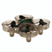 Linxtech 1603 2.4G 6 Axis Gyro 3D Flip Crashworthy Structure Mini RC Quadcopter