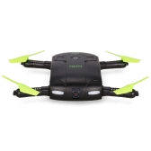 DHD D5 Wifi FPV 480P Camera Foldable Selfie Drone 6-Axis Gyro Altitude Hold Flight Path RC Quadcopter with One Extra Battery